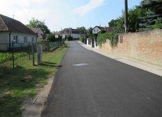 Oprava miestnej komunikácie Školská ulica a Dažďová kanalizácia