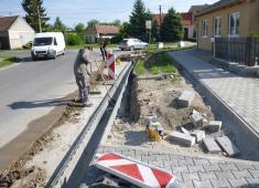 Rekonštrukcia chodníka a spevnenej plochy